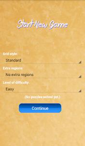 Sudoku - Free v1.2.2