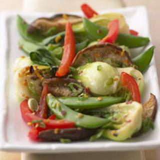 Szechuan Vegetables Recipes.