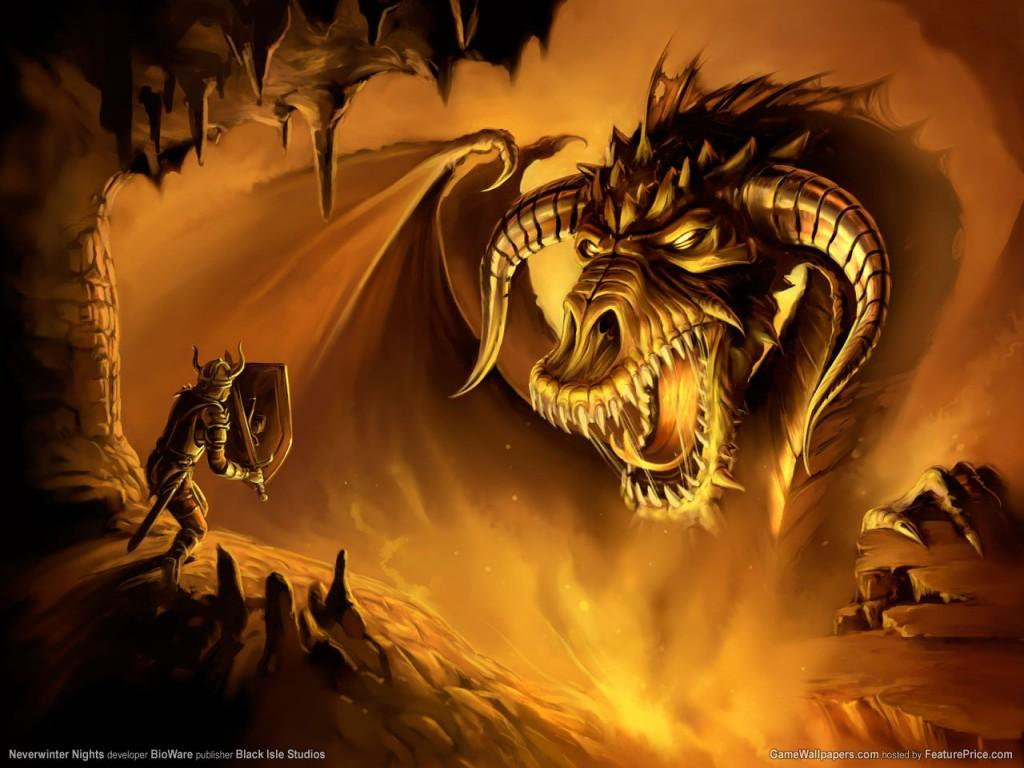 Angelslover The Entertainment Website Dragons Darkside Wallpapers