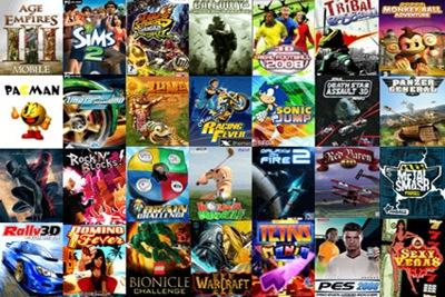 600 Java Games para Mobile | Games Mobile
