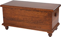 Complementary Style, Spring Lotus Cedar Chest