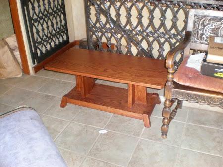 Turin Bench, Mahogany Oak