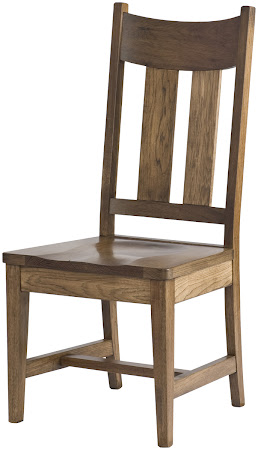Montrose Dining Chair in Sunset Hickory