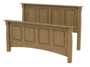 catalina bed frame