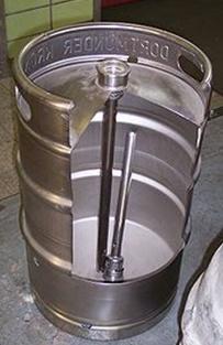 кег для розлива пива