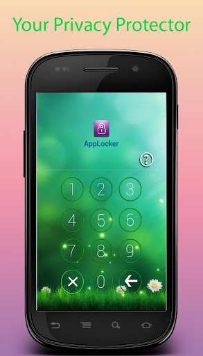 Smart AppLocker Green Theme