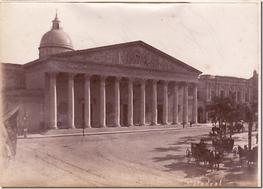Catedral Bs As 1888