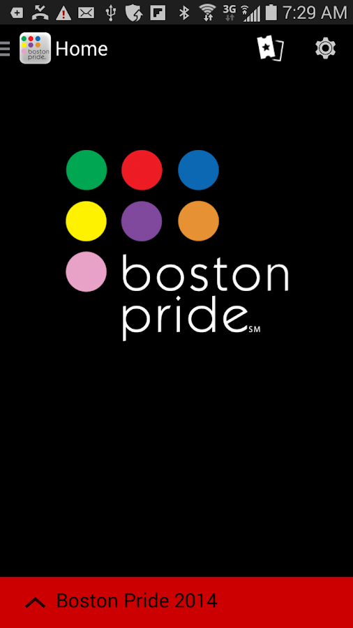 Boston Gay Pride - screenshot