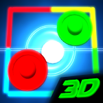 Air Hockey Glow 1.0 Apk