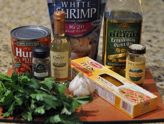 Shrimp Fra Diavolo | Foodie Lawyer