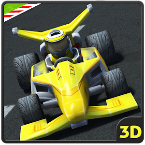 Go Karts 3D for PC and MAC