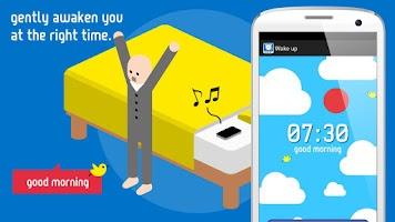 Screenshot of Good Night's Sleep Alarm