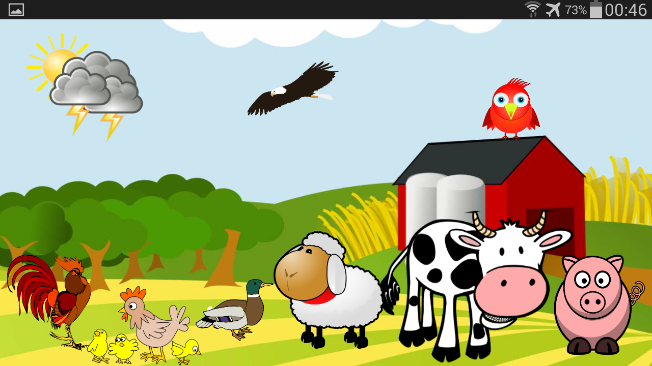 animal sounds for children fre screenshot - Pictures For Children