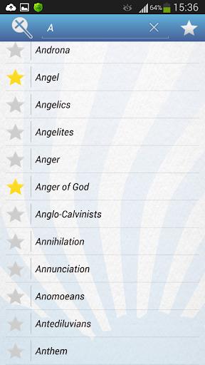 【免費書籍App】Theological Dictionary-APP點子
