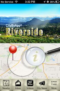 CityByApp® Riverside! - screenshot thumbnail