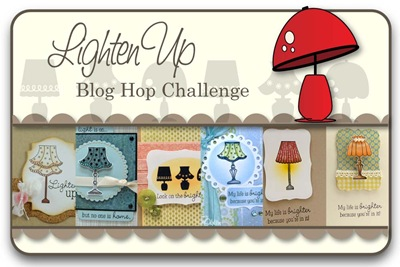 Lighten Up Blog Hop Challenge