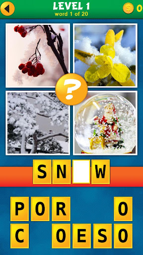 4 Pics 1 Word Puzzle Plus 1.0.9 screenshots 7