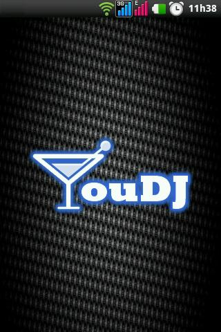 YouDJ- screenshot