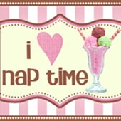i heart naptime button