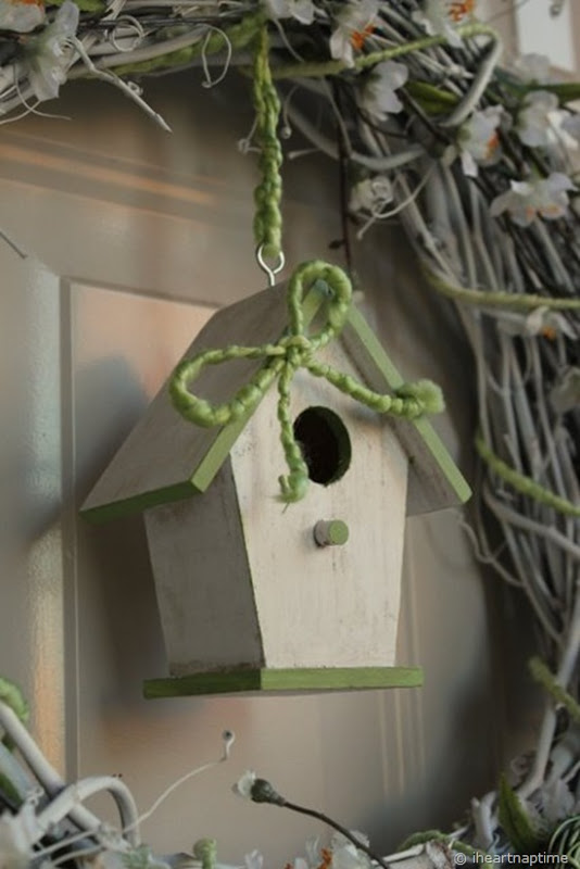 wood bird houses