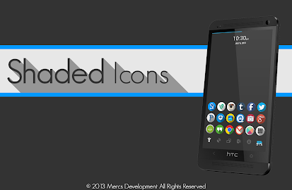Shaded Icons Screenshot 1