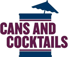 can and cocktails logo