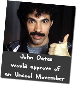 the john oates moustache