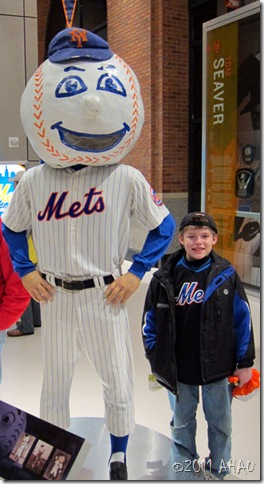 mr. met meets T1