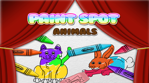 Paint Animals for Toddlers
