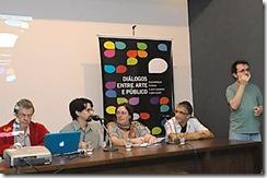 5º Encontro Diálogos Entre Arte e Público