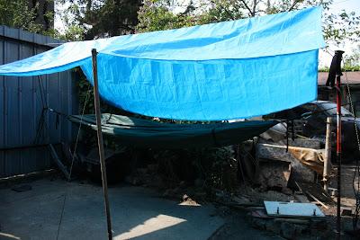 hamac si tenda
