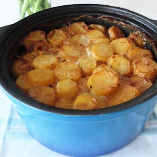 German Baked Potatoes Recipes.