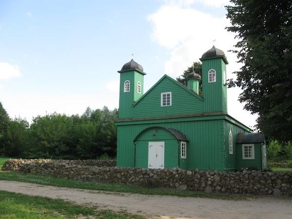 Zielony Meczet w Kruszynianach