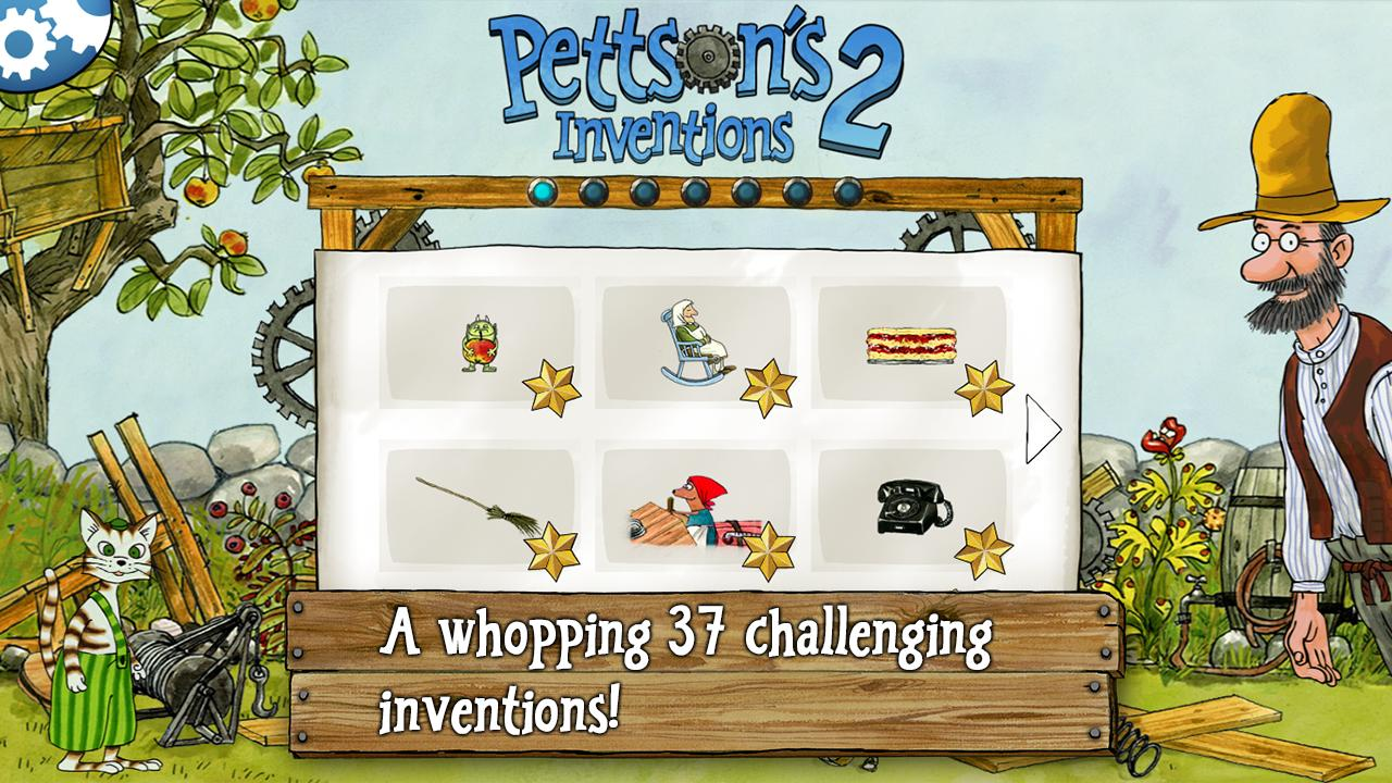 Pettson's Inventions 2- screenshot