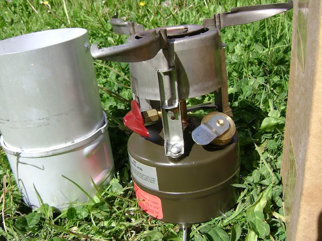Slinging org Forum - US GI M1950 gasoline stove