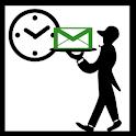 Timer Gmail Free logo
