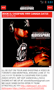 DJ Disspare - screenshot thumbnail