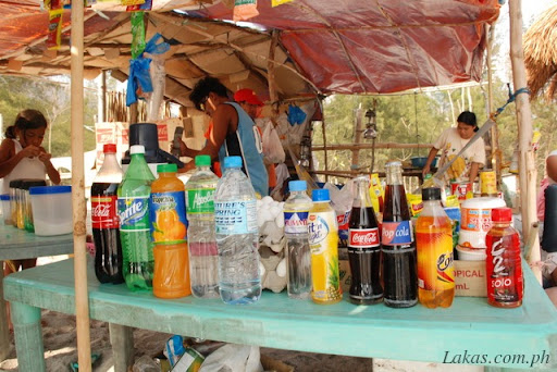 Anawangin Cove Sari-Sari Store
