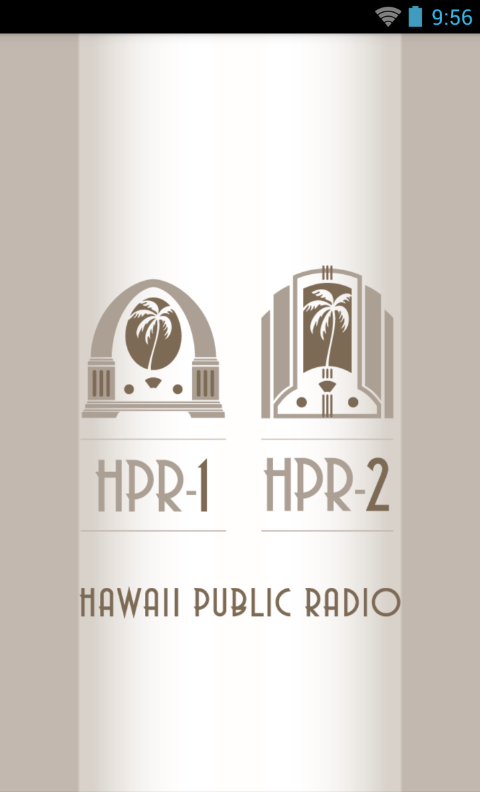 Hawaii Public Radio - screenshot