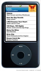 ipod playlist