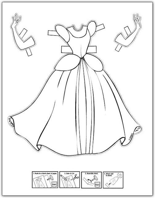 Colorear Princesas Dibujos De Princesas Disney Para Colorear