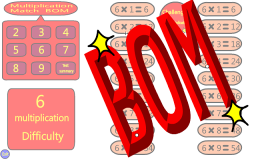 免費教育App|Multiplication BOM|阿達玩APP