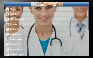 Screenshot of SASPEN