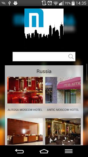 MiniMedia Hotels Russia