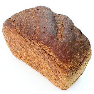 Dark Rye Cocoa Bread