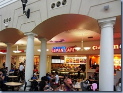Food Court inside