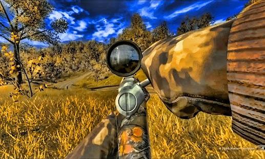 Deer Shooting Hunter
