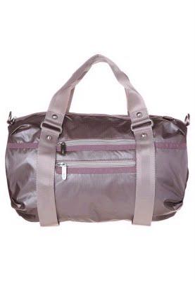 f098a4313bd Esprit FRIDA - bolsa de ombro - amora lil¨¢s Bolsas escolares femininas