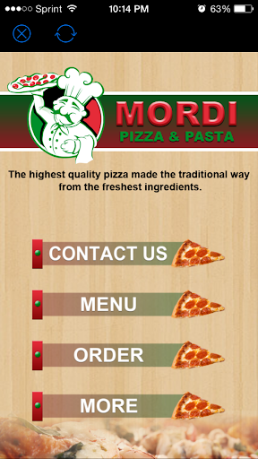 Mordi Pizza