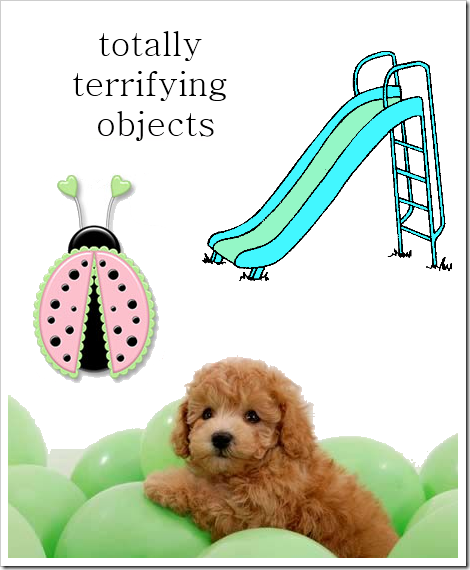 terrifying objects